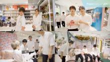 JO1、わちゃわちゃショッピング動画公開「レッツFrancfranc」