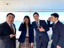 篠原涼子&小泉孝太郎ら『ハケンの品格』オフショット公開「現場では和気あいあい」