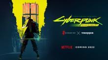 TRIGGER新作アニメ『サイバーパンク エッジランナーズ』制作決定 Netflixで2022年配信
