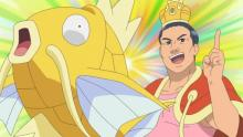 オードリー春日、アニメ『ポケモン』初出演 ほぼ本人?カスキング役で金コイキングのパートナー