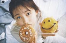 """JKのカリスマ""久間田琳加、初スタイル本&写真集が同時重版決定「飛び跳ねました!」"