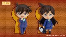 TVアニメ『名探偵コナン』より「工藤新一」「毛利蘭」がねんどろいどになって登場! 【アニメニュース】