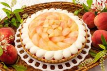 """ジューシーな桃づくしの1週間。「キル フェ ボン」で毎年人気の""""桃のイベント""""が今年も開催決定です♡"""