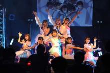 アプガ(2)、30人限定で4ヶ月ぶり観客動員ライブ