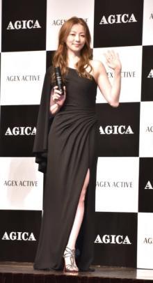 香里奈、久々のドレス姿に笑顔「ステイホーム中とギャップを感じる」
