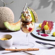 フルーツのフルコースなんて夢みたい…♡完全予約制の「フルーツサロン」で旬のメロンを贅沢に堪能したい!