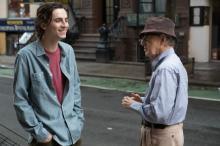 ウディ・アレン監督が語るコロナ禍のいまのニューヨーク