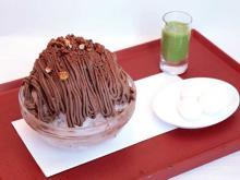 ショコラ×かき氷は専門店ならではのご褒美♩ベルアメール京都別邸でひんやり夏メニューが始まりました!