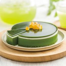 抹茶感、最大級レベルかも♡祇園辻利、お取り寄せ限定の「抹茶レアチーズケーキ」がとってもプレミアム!