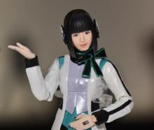 『TAMASHII Features』内覧会が開催 『ゼロワン』イズフィギュアお披露目 鶴嶋乃愛の表情を完全再現