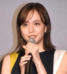 松井愛莉、橋本マナミの第1子出産を祝福 初主演映画で共演