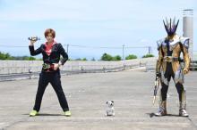 aibo、『ゼロワン』で特撮ヒーロー初出演 天津垓が唯一心を許していた相手役に