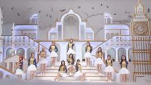 『CDTVライブ』IZ*ONEが「幻想童話」日本語Ver.を初披露 番組のために撮影
