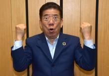 西川きよし、NGKに観客戻り感慨「笑いは大いなる福祉」 さらに舞台欲が高まる