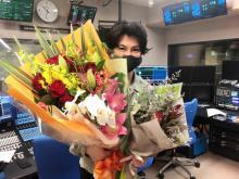 """武田真治『めちゃイケ』メンバーに結婚報告「お祝いの声をいただいた」 SNSで""""ロス""""の声なく嘆き"""