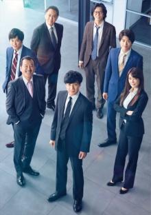 """東山紀之主演『刑事7人』6年目、8・5スタート """"撮影できる幸せ""""痛感"""