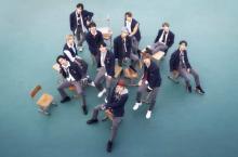 JO1、2ndシングル「STARGAZER」ビジュアル解禁 制服で青春&ルイ・ヴィトンで大人を表現