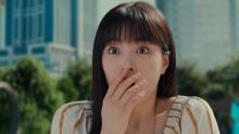 広瀬すず、新ポケモンカードCMに出演 ハライチ澤部と共演で「大変でした(笑)」