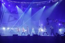 GENERATIONS、今年初ライブでコスプレも披露 カツラが飛ぶハプニングに爆笑