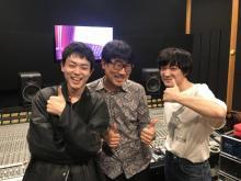 菅田将暉×石崎ひゅーいが「糸」をカバー プロデュースは亀田誠治
