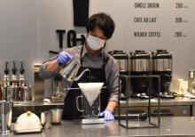 """サーモス、テイクアウト専門コーヒーショップをオープン """"マイボトル""""きっかけで進出"""