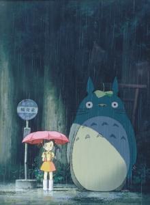 金ローで5週連続アニメ放送 『トトロ』『アリエッティ』、京アニ『聲の形』など