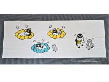 「Suicaのペンギン」の手ぬぐいハンカチが登場!書泉限定で7/11発売開始