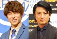 中尾明慶、上地雄輔と『ROOKIES』風ショットに反響「懐かしく変わらない雰囲気」「漂うルーキーズ感!」