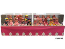 7/11スタート!横浜人形の家で愛育ドール「メルちゃん」のミニ展示を開催