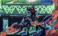 謎のラップユニット・Gorilla Attack、1st EP『GORILLA CITY』9・9リリース