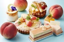 いよいよ桃の季節が到来!インターコンチネンタルホテル大阪のピーチプロモで旬の桃を味わいつくしちゃお♡