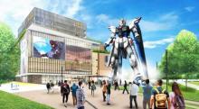 実物大ガンダム立像の海外進出決定 2021年に上海でフリーダムガンダム