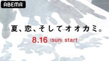 『オオカミ』最新シリーズ、8・16放送開始「夏、恋、そしてオオカミ。」