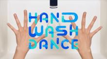 楽しくてマネしたくなるすごい手洗い動画「HAND WASH DANCE」