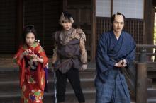 岡田健史が妖怪たちと踊る 『大江戸もののけ物語』ED映像先行公開