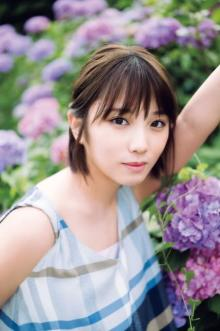 乃木坂46・与田祐希「初めての大人の夏」 ボブヘアになって初撮り下ろしグラビア