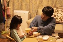 山田孝之が子育てに奮闘 映画『ステップ』予告映像解禁