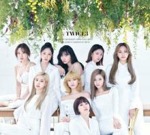 TWICE、9・16ベストアルバム第3弾『#TWICE3』発売 新ビジュアルも解禁