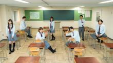 本田翼&新田真剣佑ら出演『リモートで殺される』 メインキャストの制服姿を公開