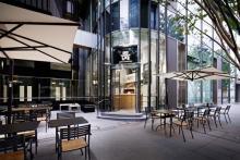 絵本に登場するメニューを再現♩グランフロント大阪のカフェ「ビブバール」に6種のカラフルかき氷がお目見え♡