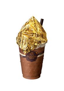 ゴージャスすぎて目がくらみそう!ゴディバ15周年のショコリキサー「GOLDEN」は金箔で包んだ特別仕立て♡