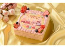 """シルバニアファミリー35周年コラボの""""デコレーションケーキ""""が登場!"""