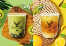夏はキウイ&レモンで元気と潤いチャージ!THE ALLEYに季節限定フレッシュフルーツシリーズが登場します♩