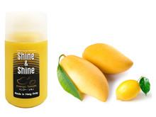 "「Shine&Shine」新フレーバー""マンゴーレモン""がファミマで先行発売!"