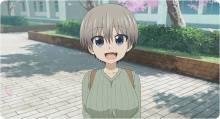 TVアニメ『宇崎ちゃんは遊びたい!』第1話「宇崎ちゃんは遊びたい!」【感想コラム】