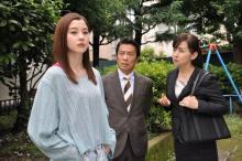 """朝比奈彩、初めての刑事ドラマで""""元ヤン""""""""3歳の子どもの母""""役に挑戦"""