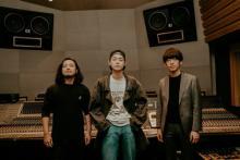 菅田将暉&Creepy Nutsのコラボ楽曲「サントラ」ミュージックビデオ完成 ニッポン放送のブースで撮影