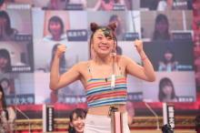 フワちゃん、『99人の壁』初参戦 インテリ女子大生と真っ向勝負