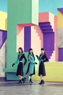 Perfume、9・16に2年半ぶりシングル「Time Warp」 新ビジュアル公開