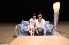 FAKY・Hina&Novel Core、MVメイキング映像到着 仲睦まじく笑顔交わす姿も